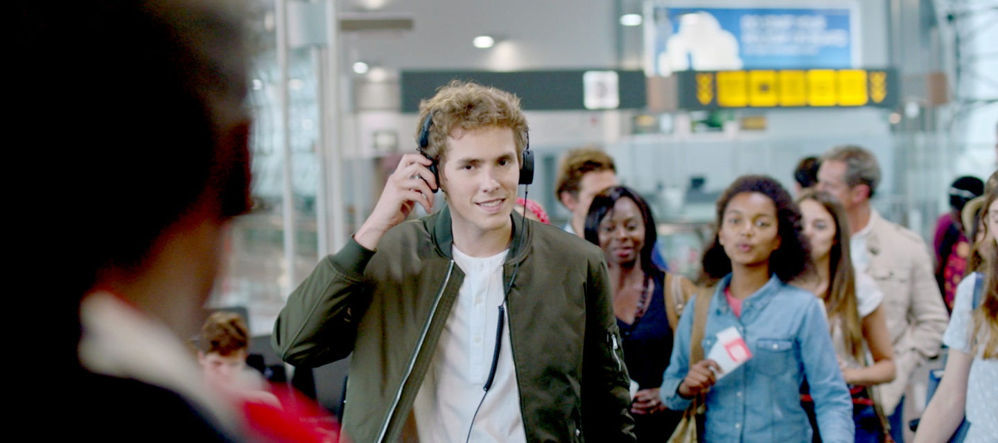 Still of Felix De Laet, Lost Frequencies