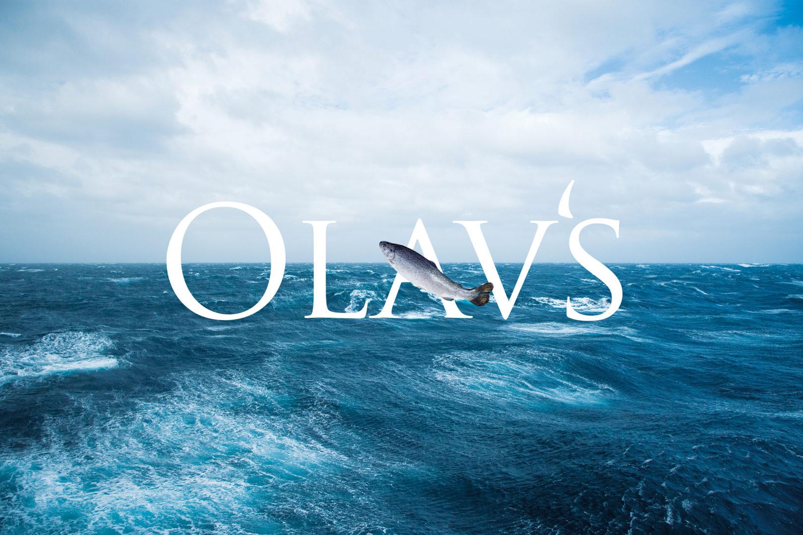 Olav's Logo