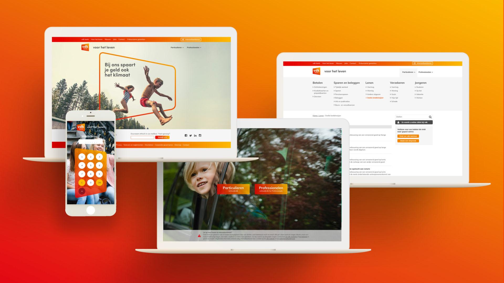 VDK website