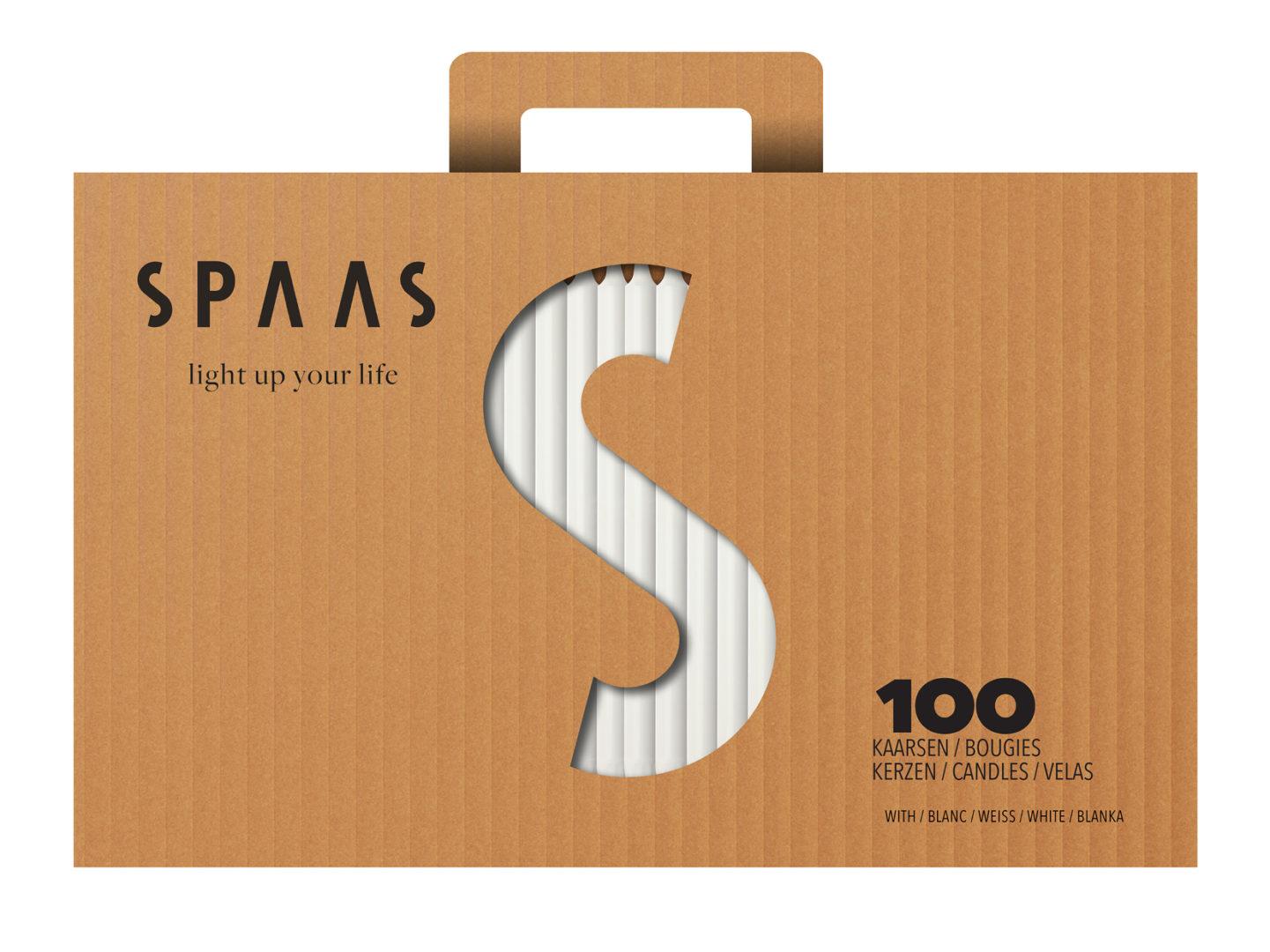 Spaas packaging