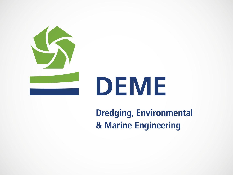 DEME Logo