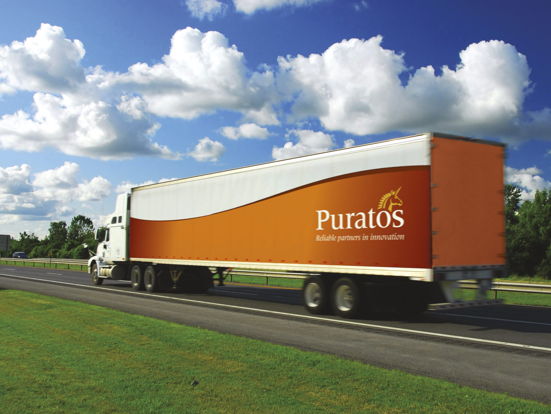 Puratos Truck