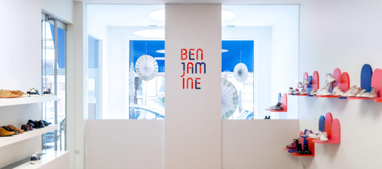 Benjamine In-store