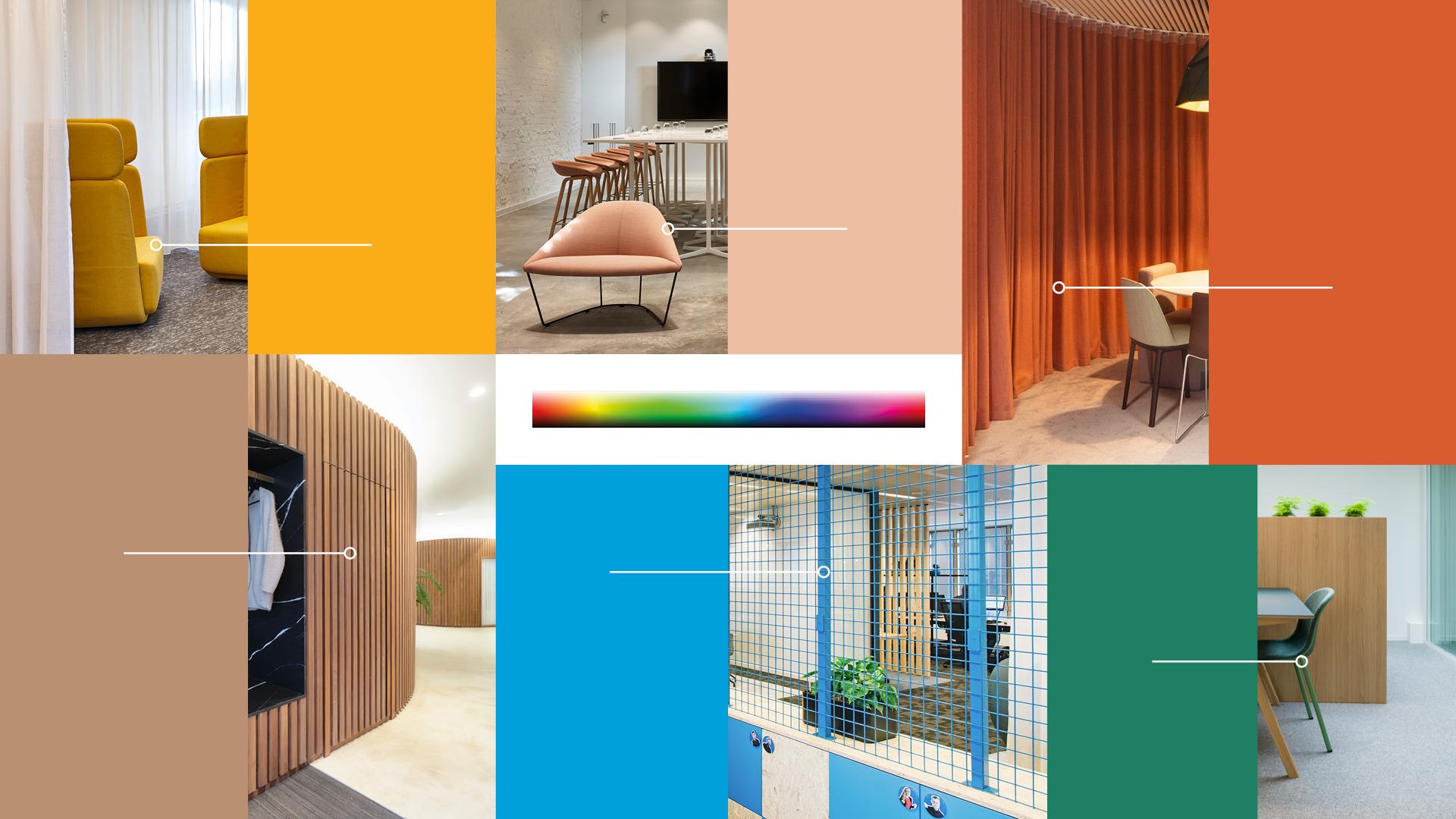 Buro Project rebranding: visual brand identity